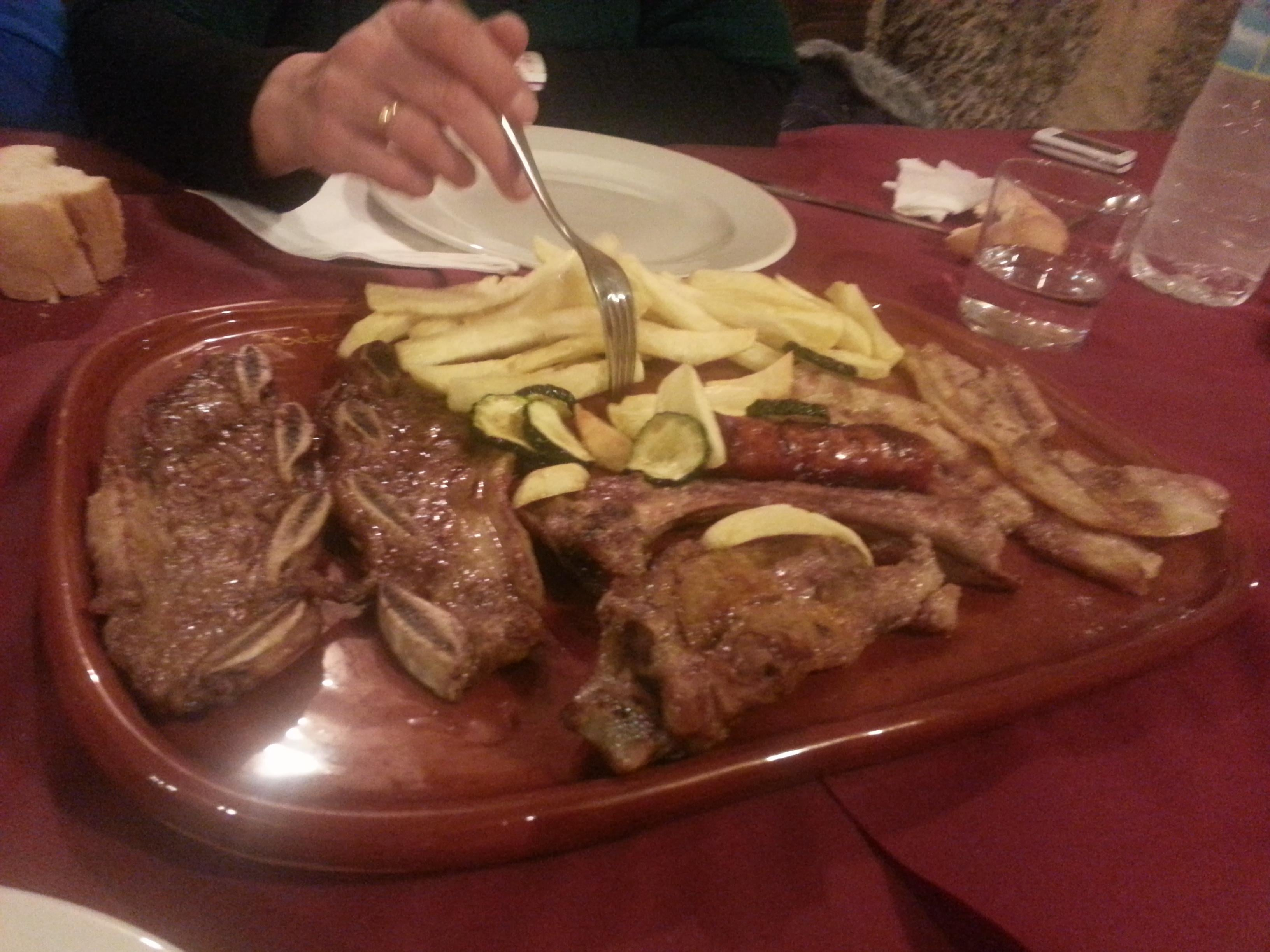 Food in Moratinos
