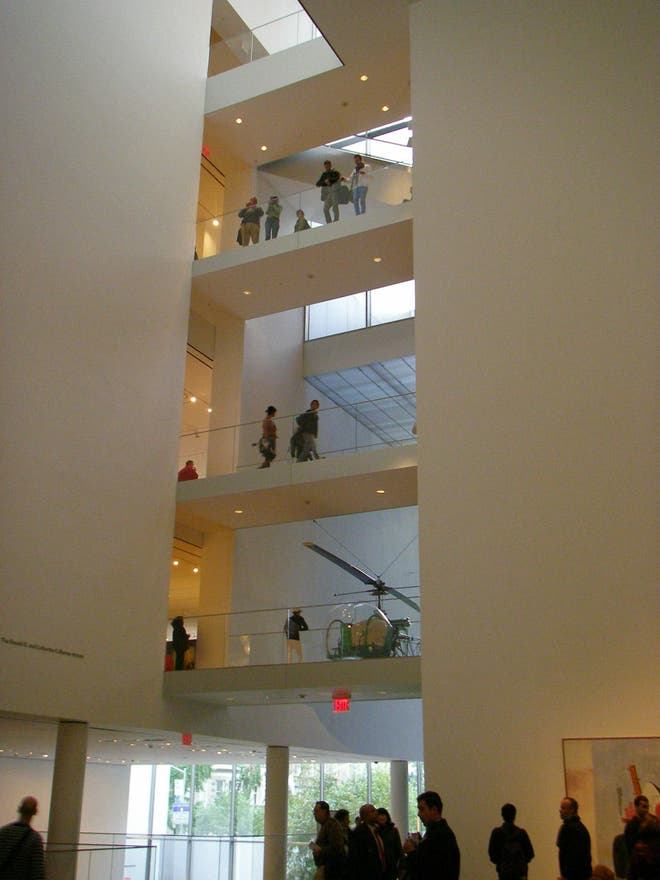 Museum of Modern Art - MoMA