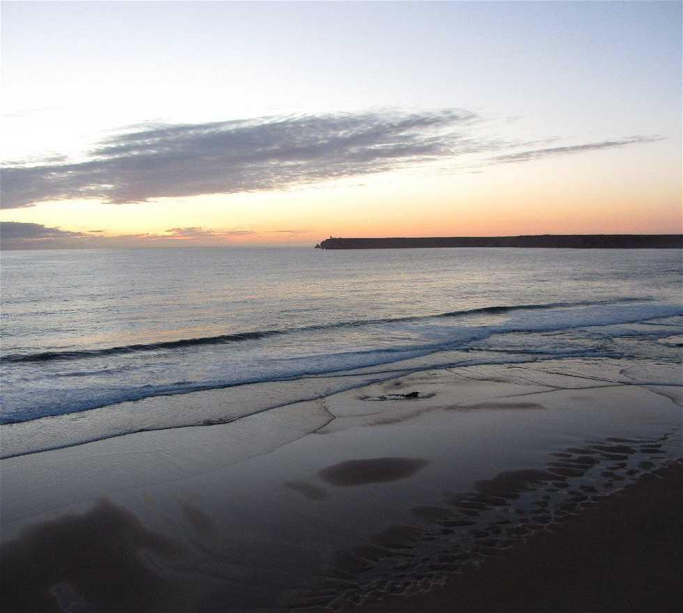 Reflejo en Algarve