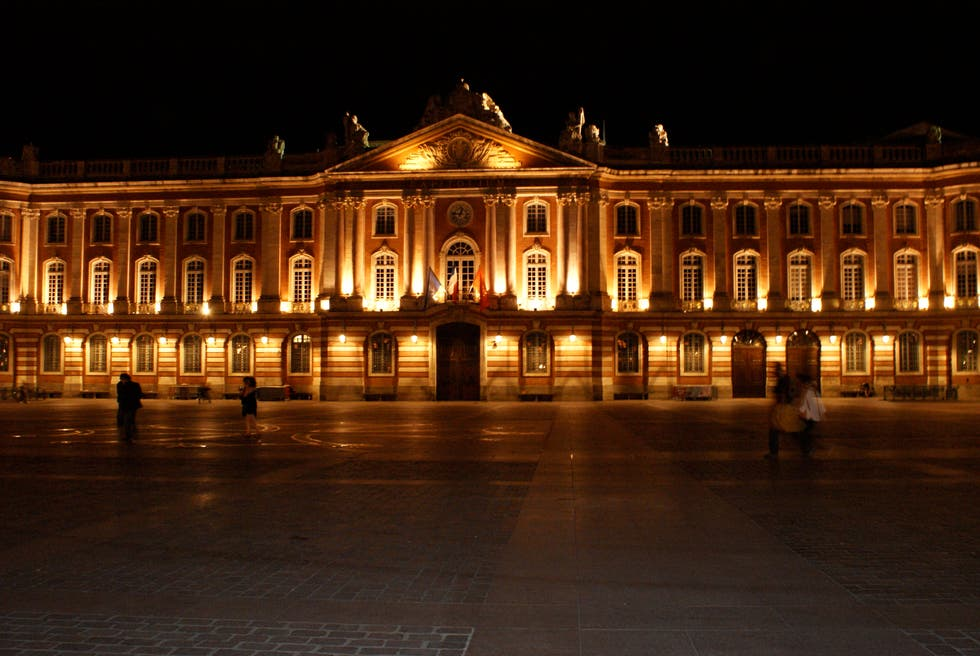 Night in Toulouse