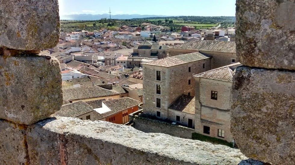 Ancient History in Oropesa