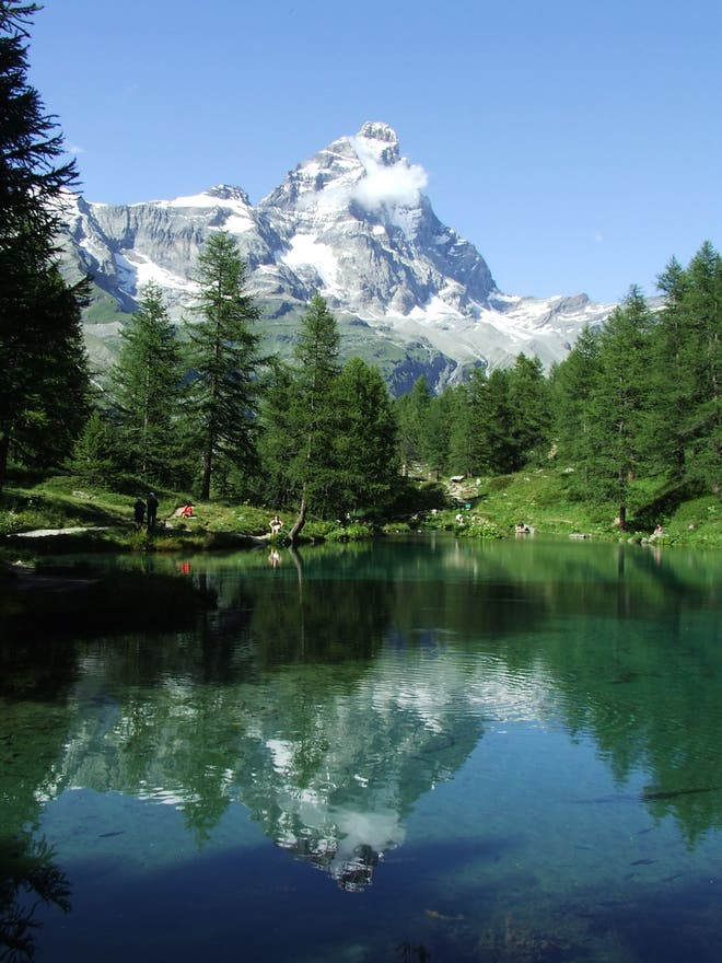 Body Of Water in Aosta Valley