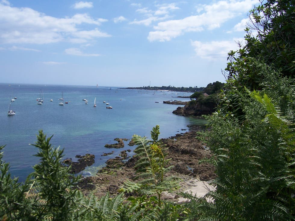 Vacation in Fouesnant