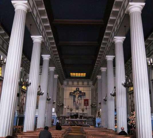 Edificio en Arquidiócesis