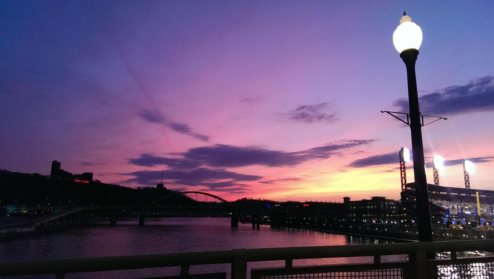 Cielo a Pittsburgh