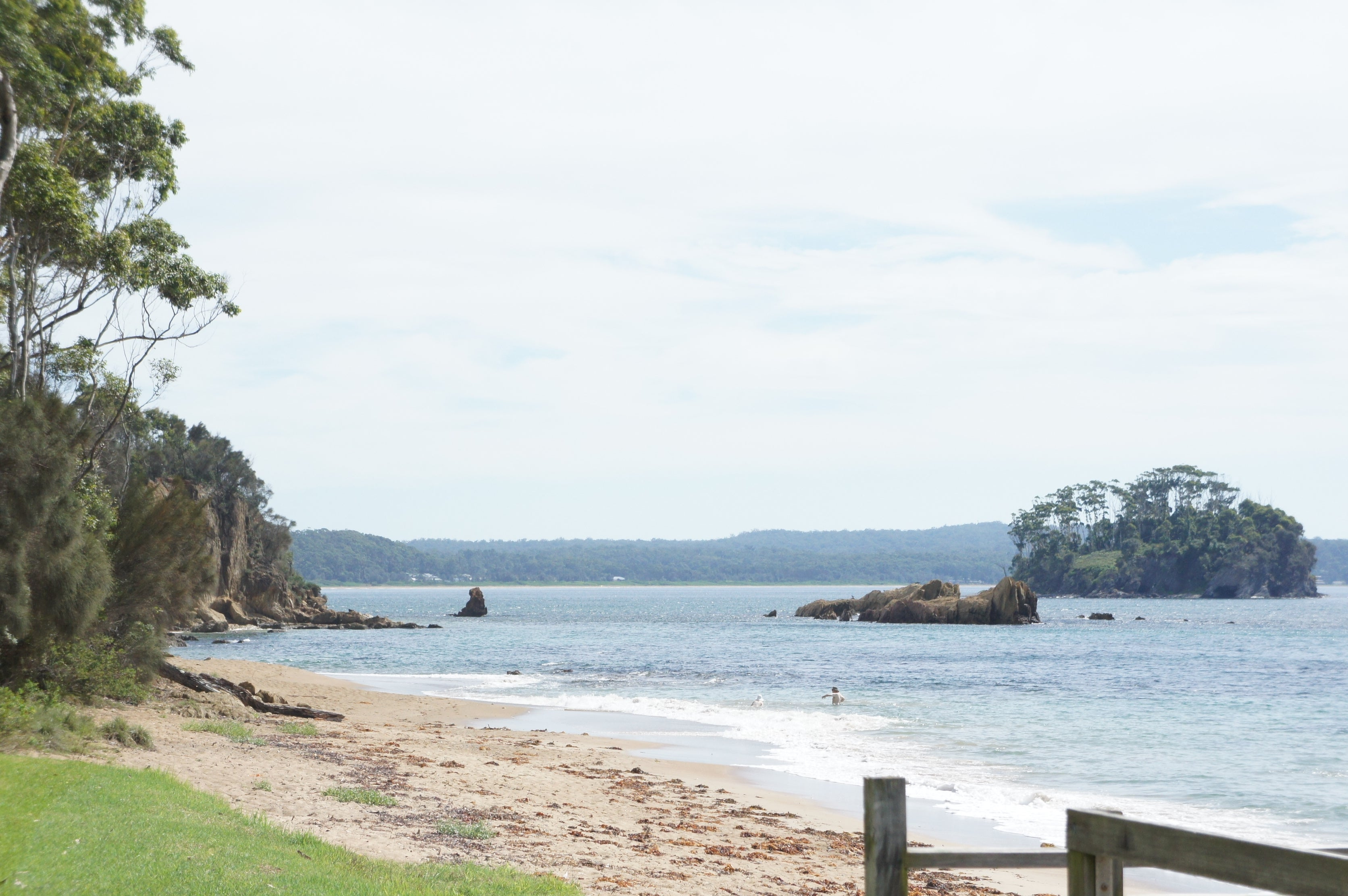 Playa en Batemans Bay