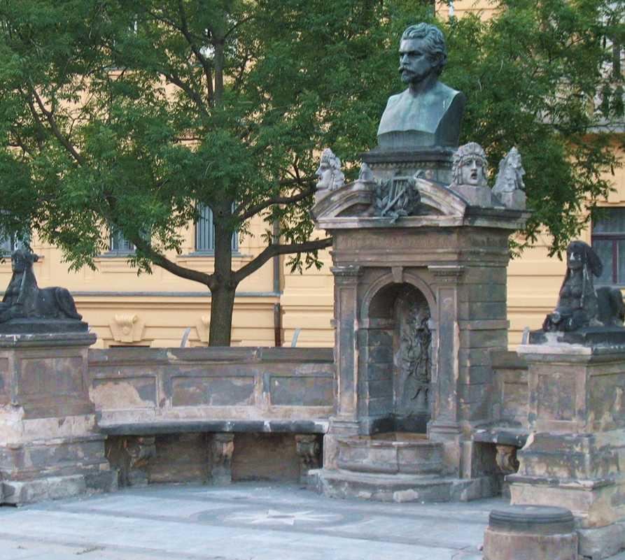 Templo en Homenaje a Vitezslav Halek