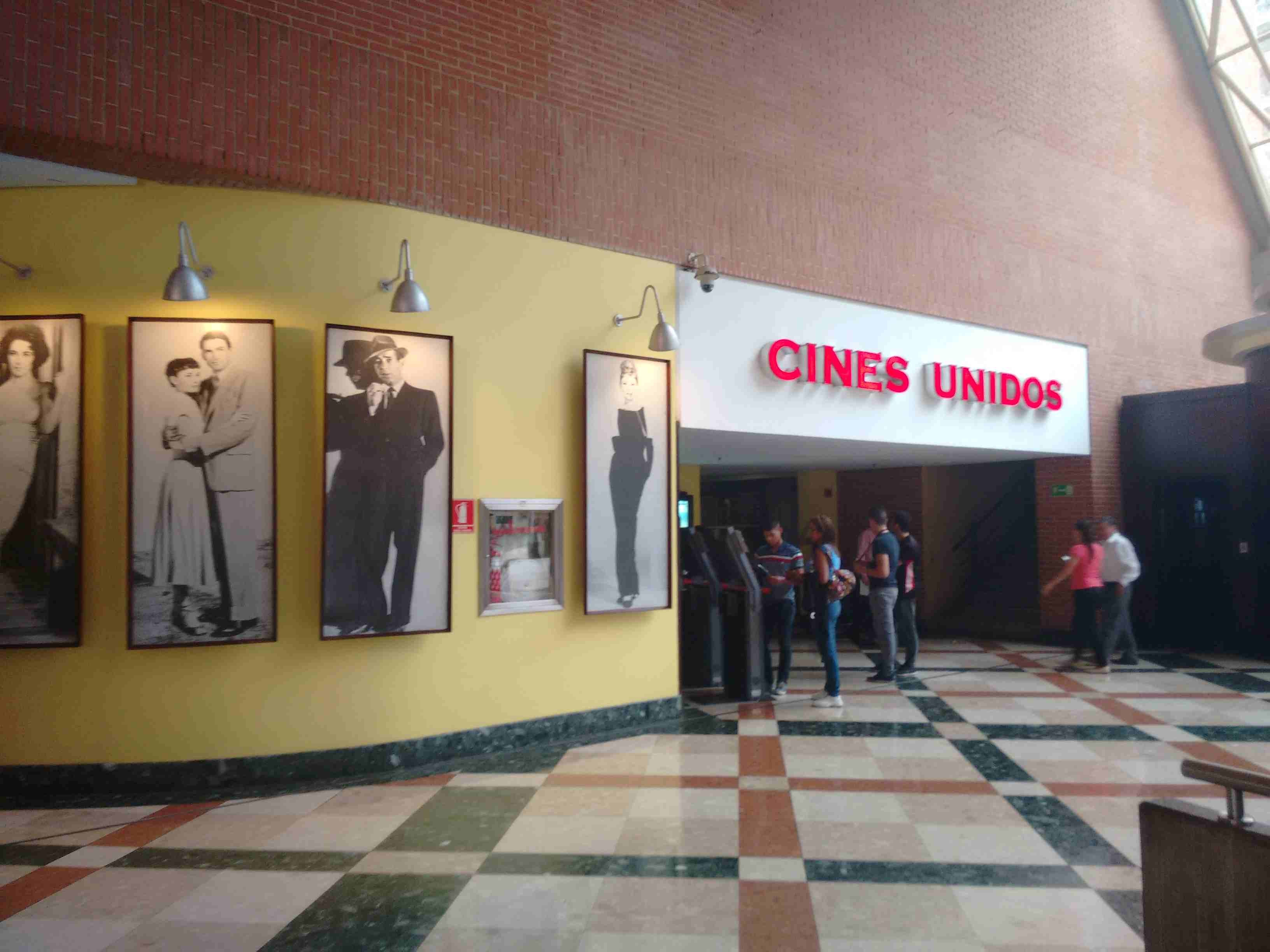 Tourism in Cines Unidos los Naranjos