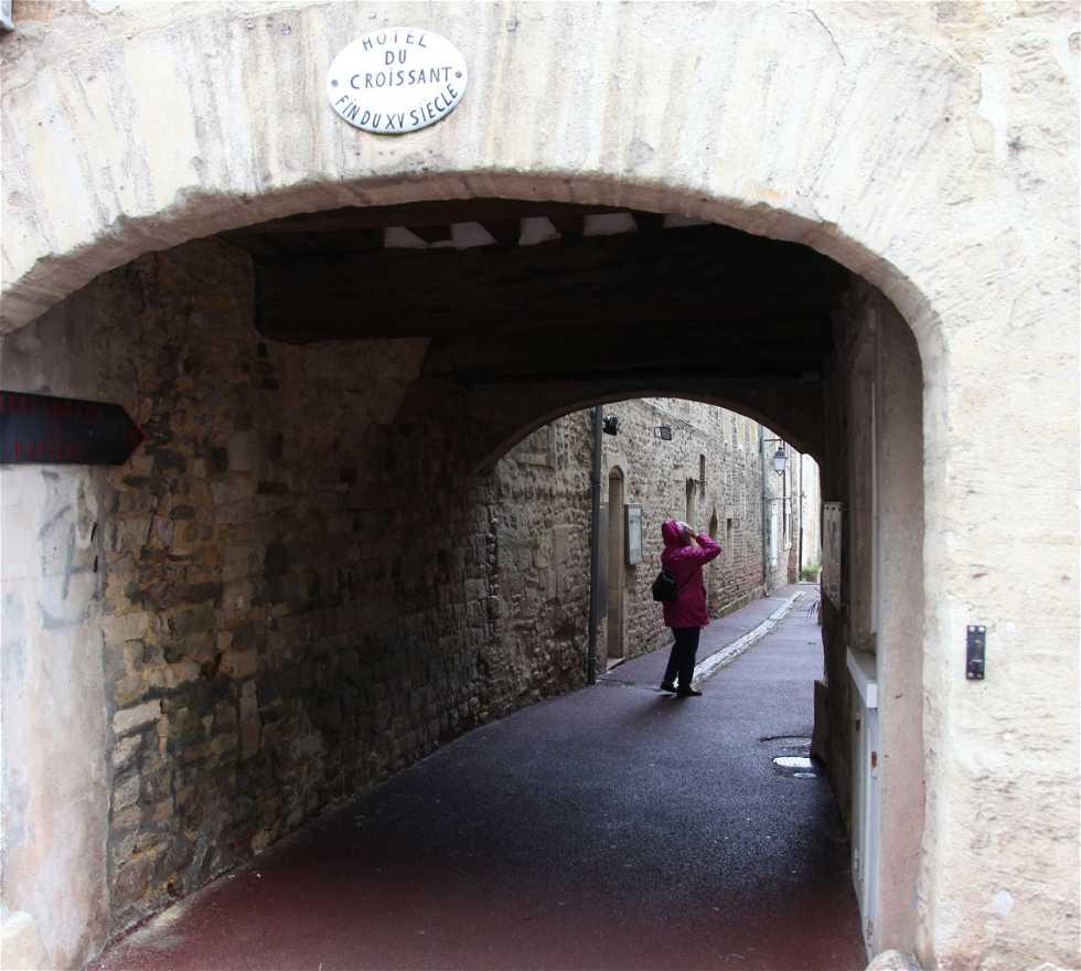 Estructura en Rue Saint Jean de Bayeux