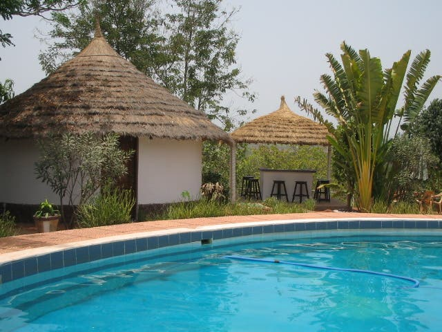 Vacation in Guinea-Bissau