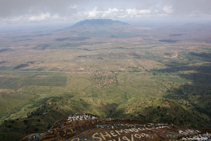 Aerial Photography in Lushoto