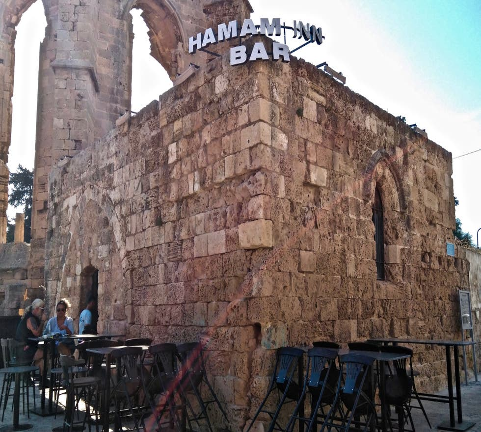 Pared en Famagusta