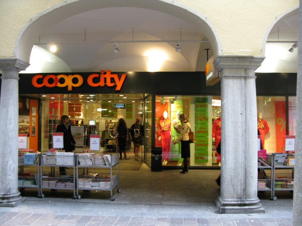 Retail Store in Lugano