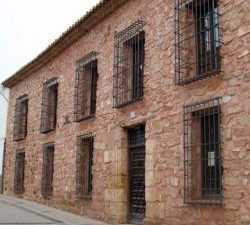 Sinagoga en Casa-Museo Francisco De Quevedo