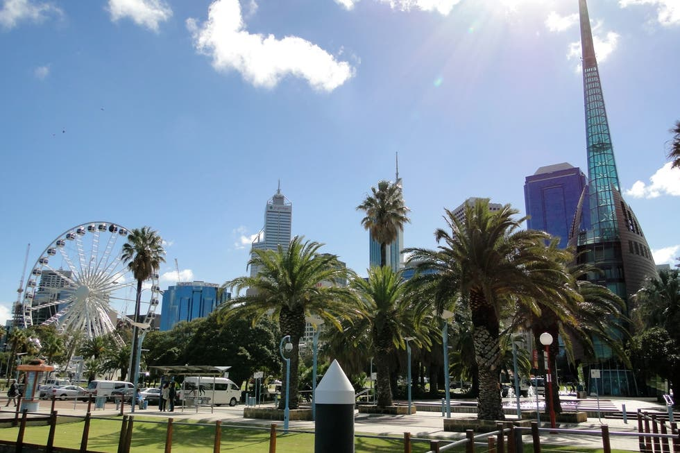Vacation in Perth