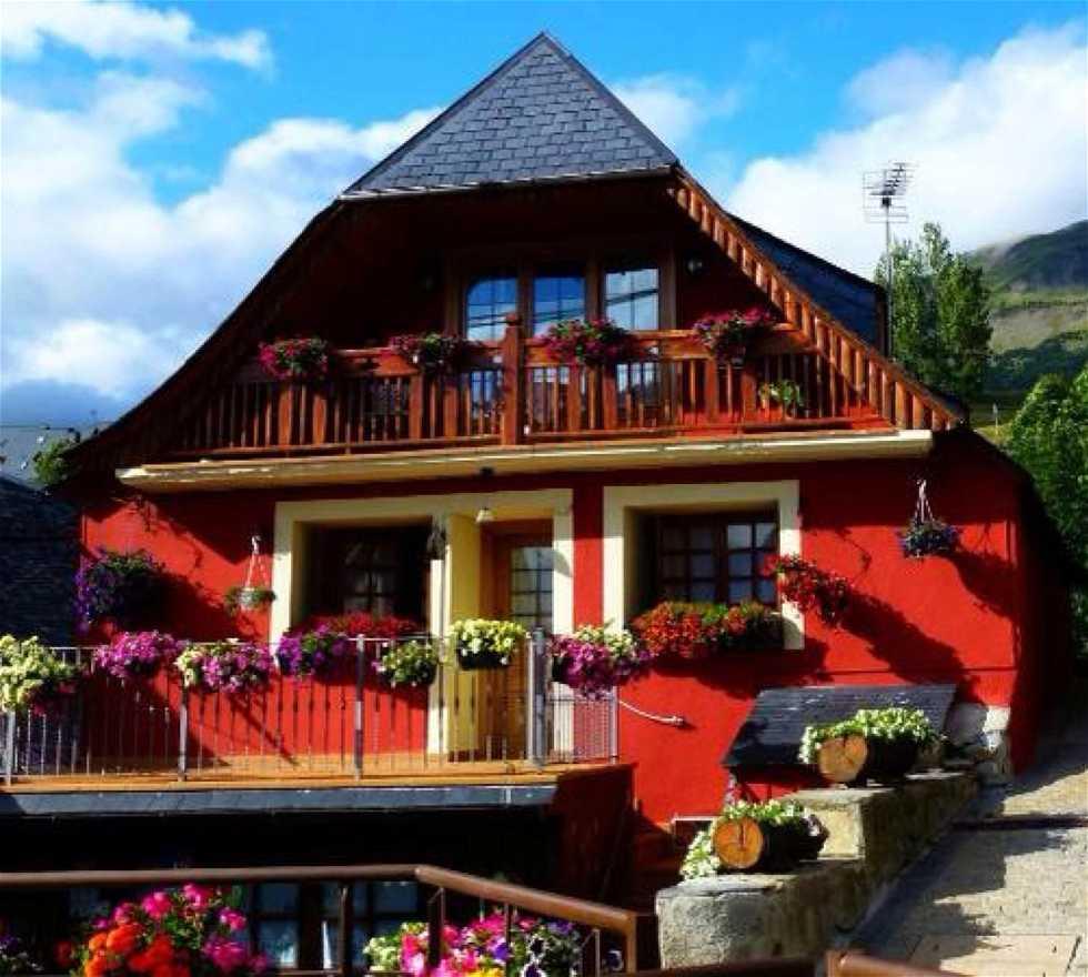 Casa Rural en Bagergue