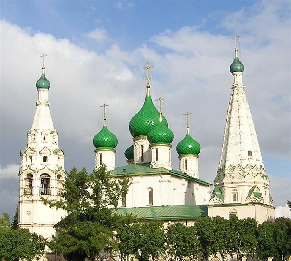 Verde en Jaroslavl
