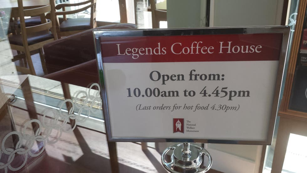Legends Coffee House