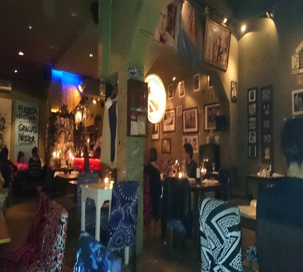 Restaurante en Perón Perón Resto Bar