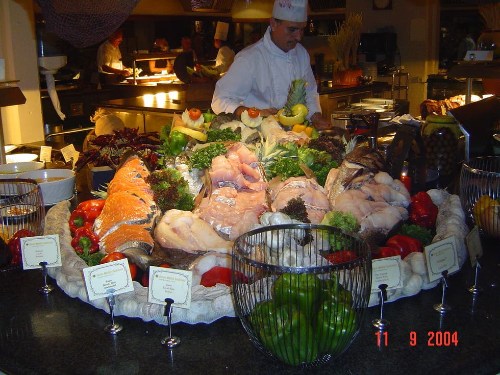Food in Costa Teguise