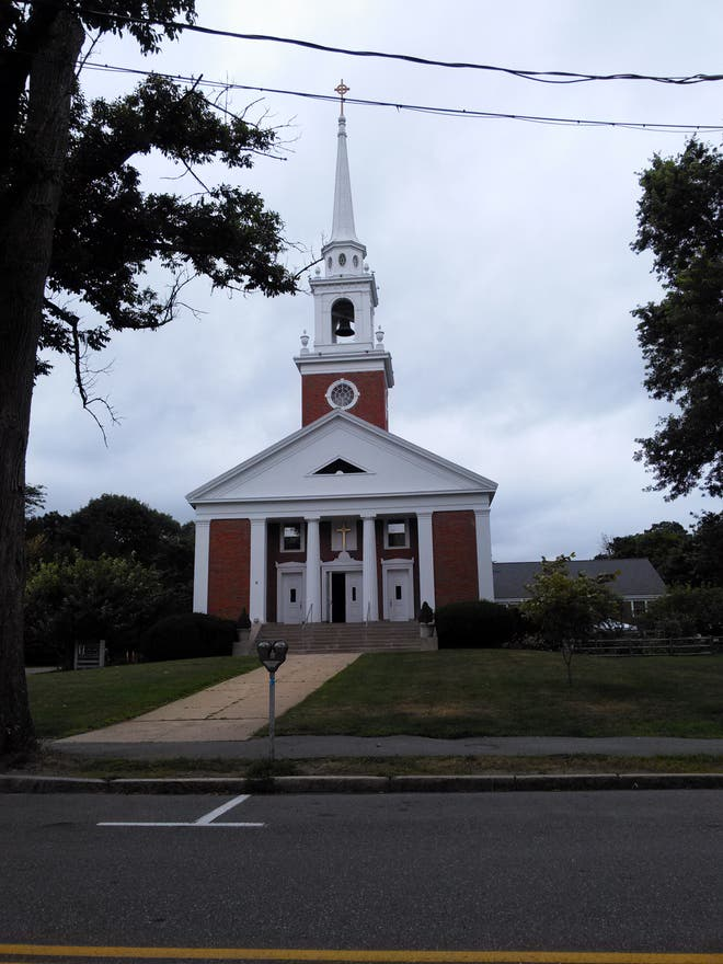 Church in Lexington