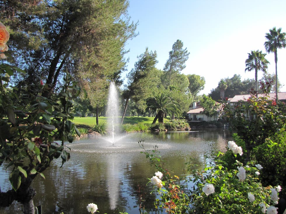 Pond in Westlake Village