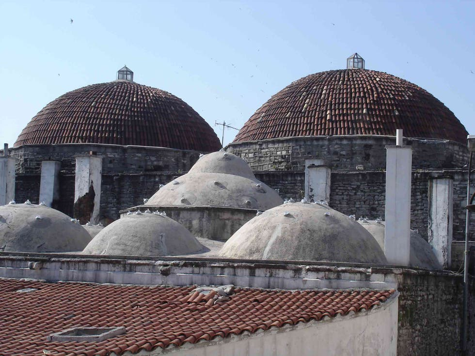 Dome in Safranbolu