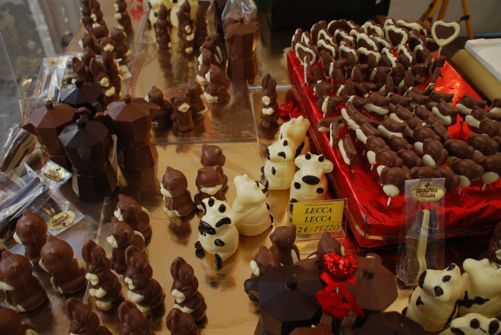 Diseño de interiores en Chocolando in Tour - Ascoli