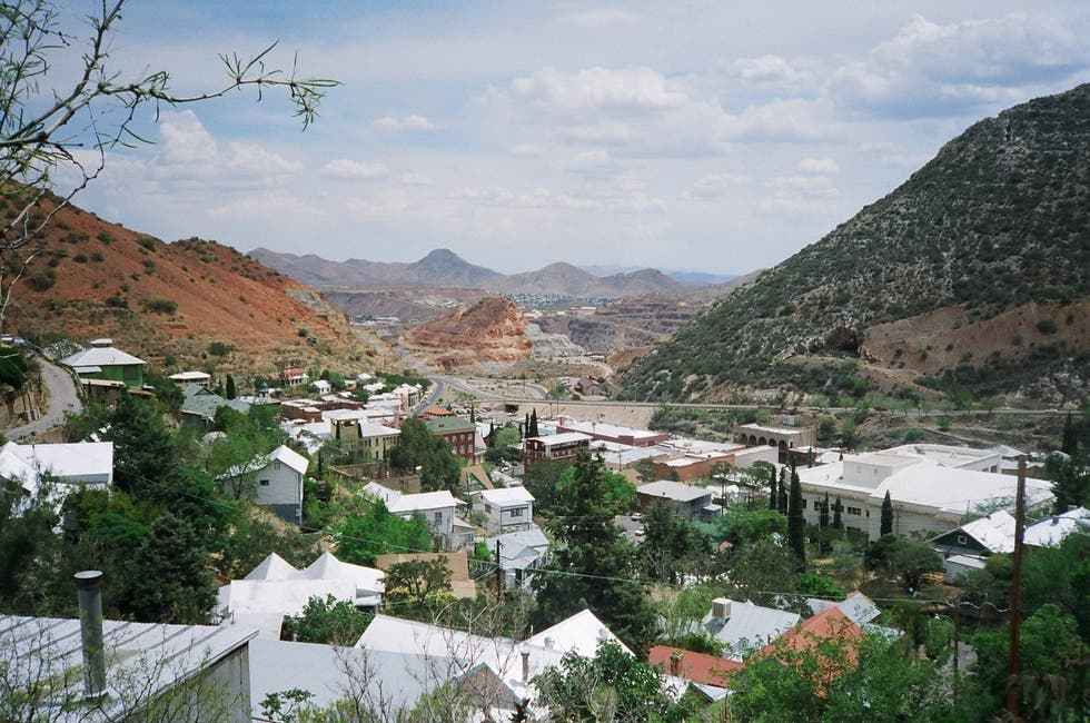 Village in Bisbee