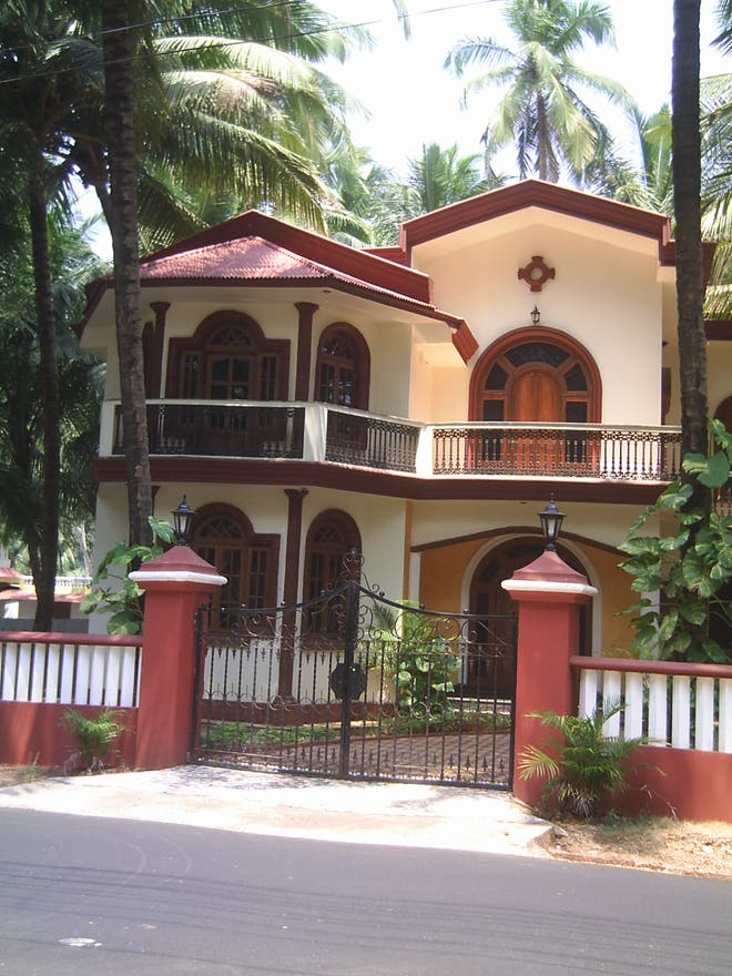 House in Benaulim