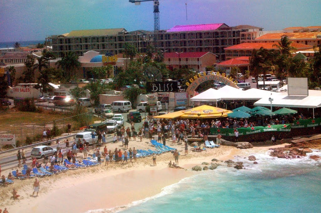 Water Park in Sint Maarten