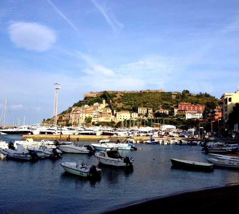 Mar en Porto Ercole