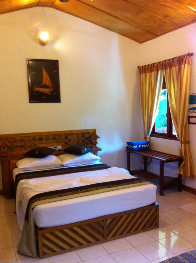 Room in Thinadhoo