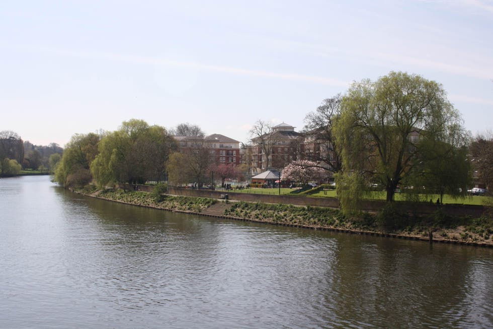 River in Richmond upon Thames