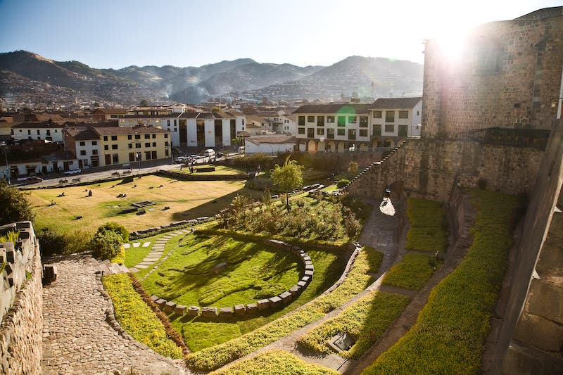 Ancient History in Cuzco