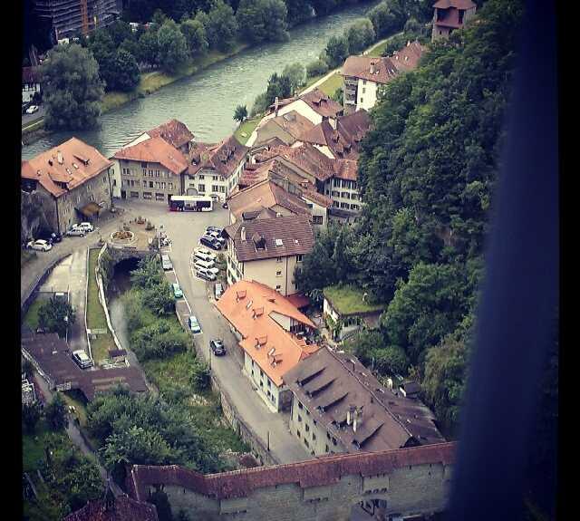 Pintura en Fribourg