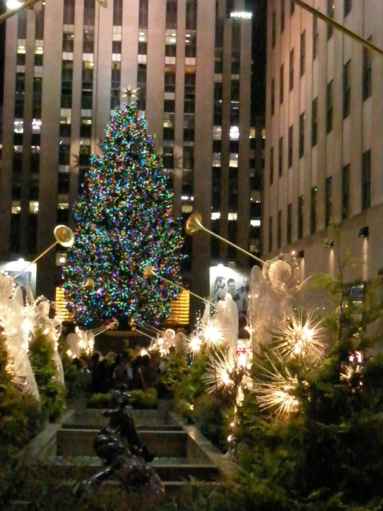 s of Christmas in New York