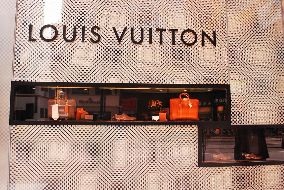 Restaurante en Louis Vuitton - 5 Canton Road