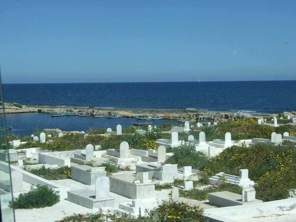 Sea in al-Mahdiyah