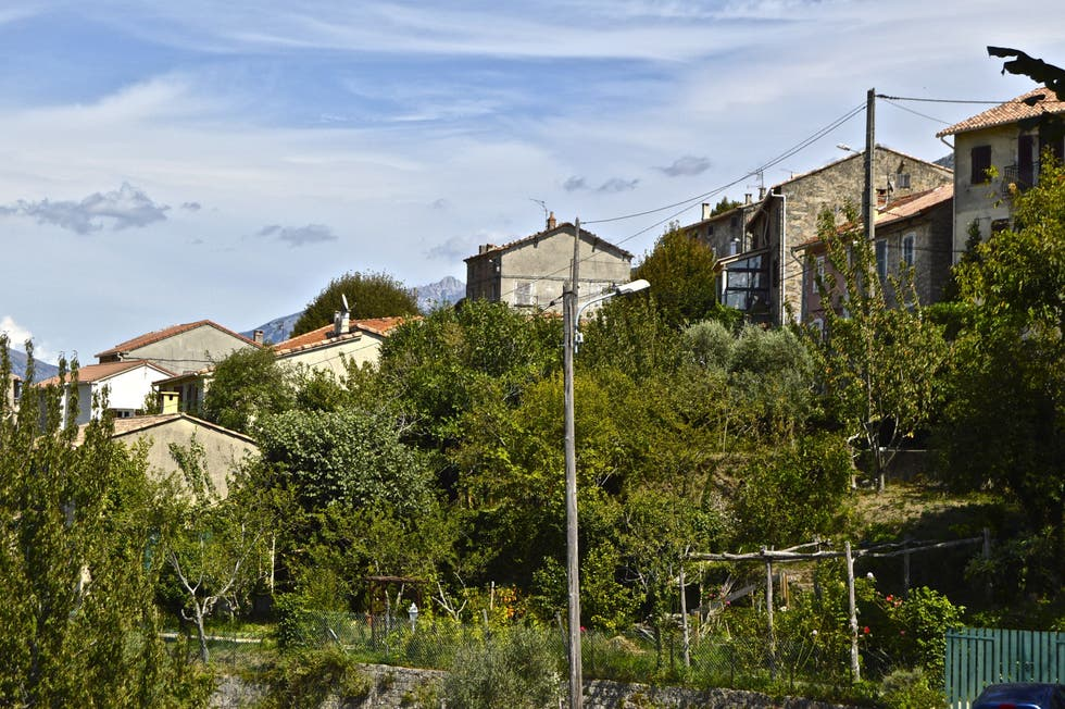 Residential Area in Carbuccia