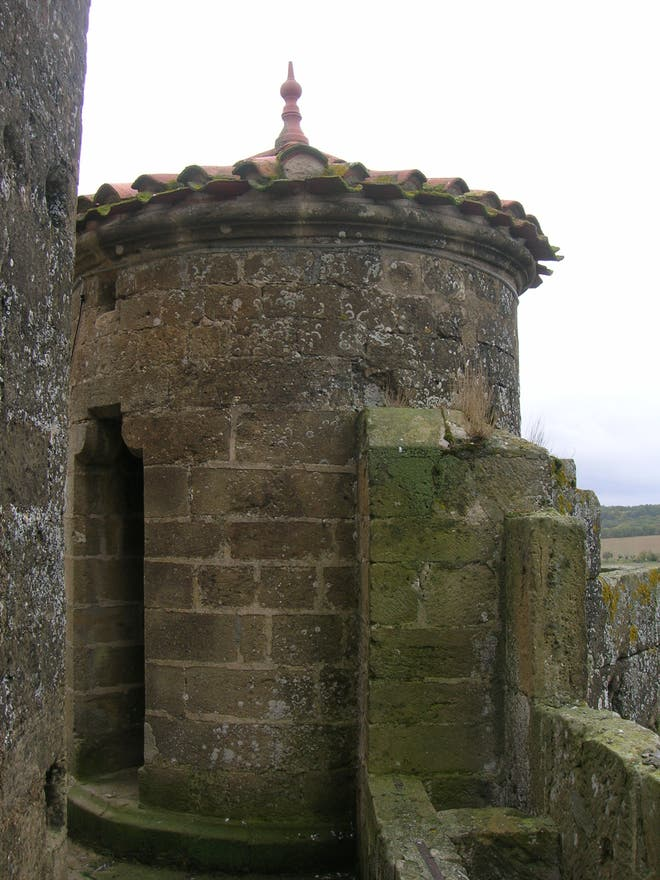 Fortification in Bassoues