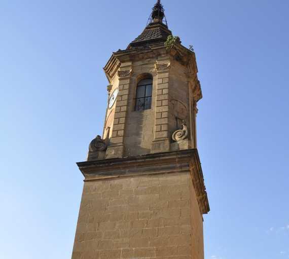 Emblemático en Torre del reloj