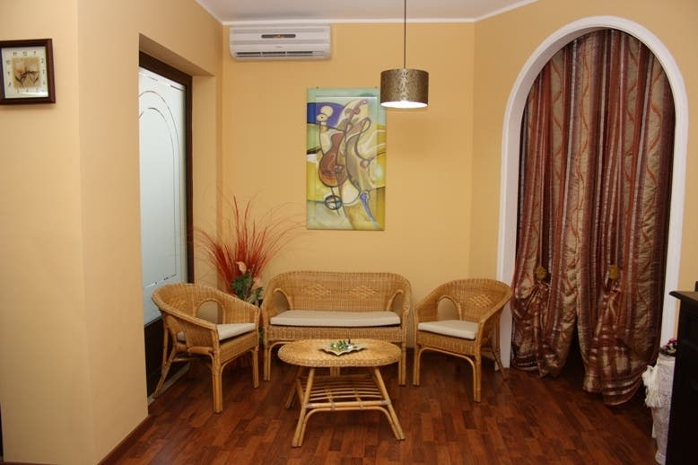Living Room in Giffoni Valle Piana