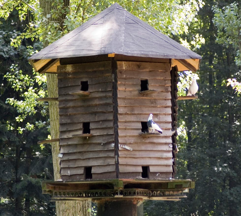 Cabaña de madera en Grevenbroich