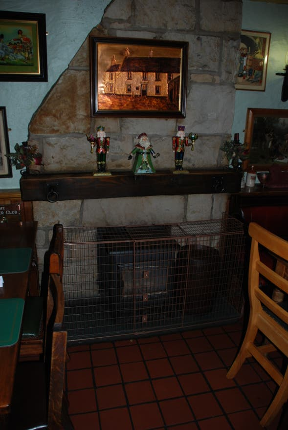 Restaurante en Red Lion Inn