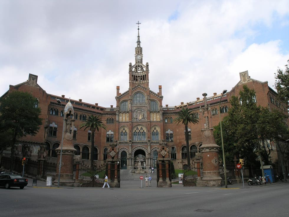 palau de la música catalana and hospital de sant pau