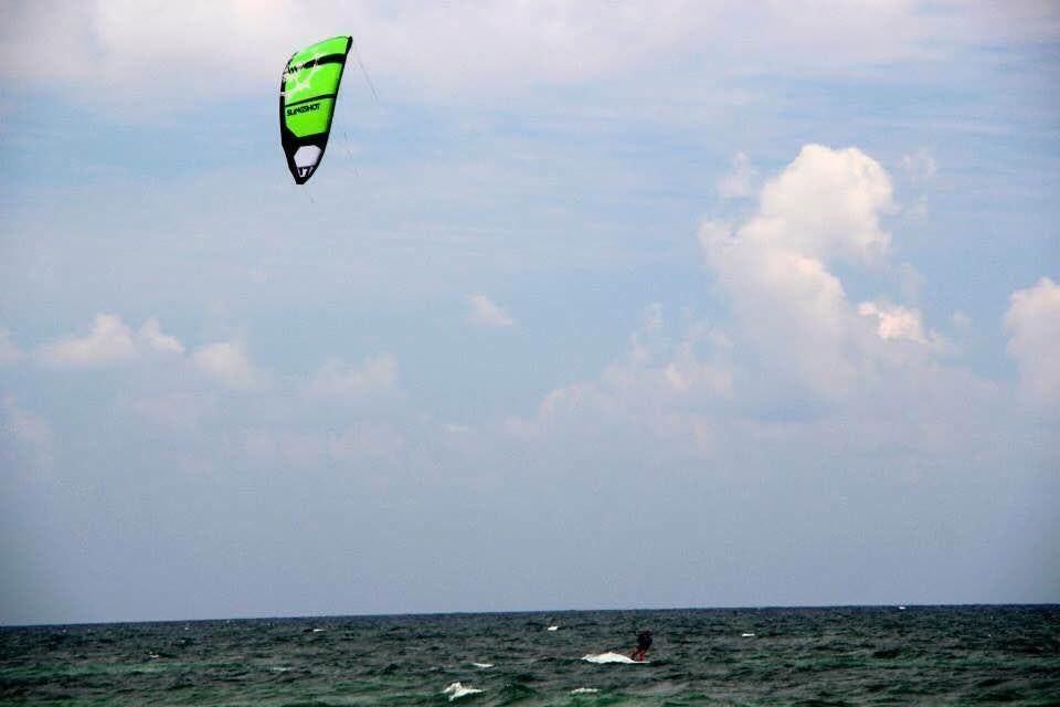 Deportes en Kite, surf and paddle surf