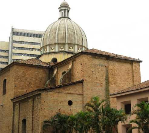 Edificio en Iglesia de San Francisco