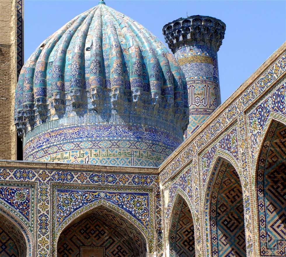 Mare a Uzbekistan