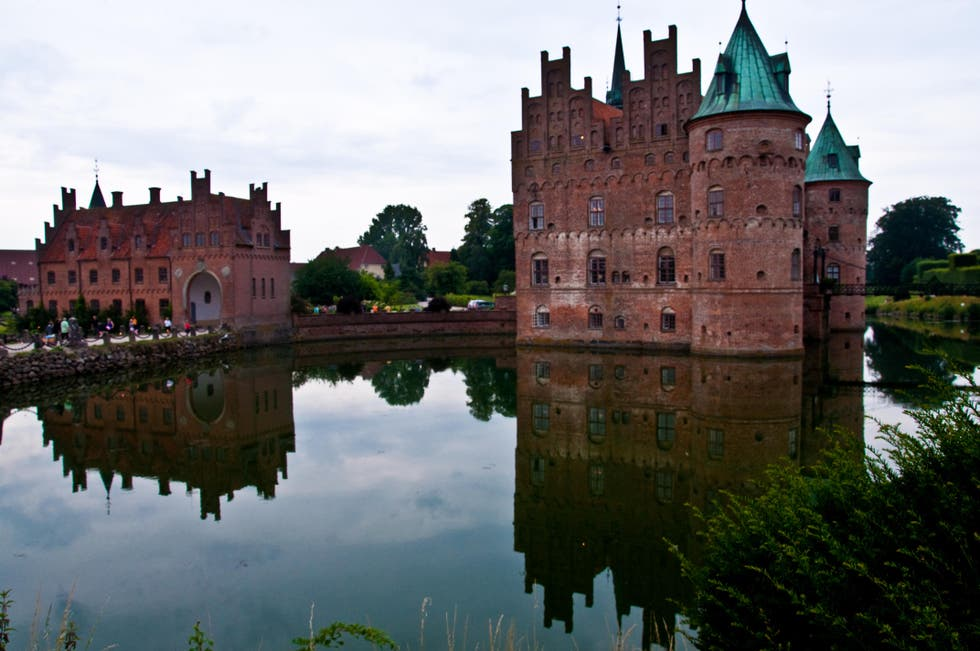 Reflection in Odense